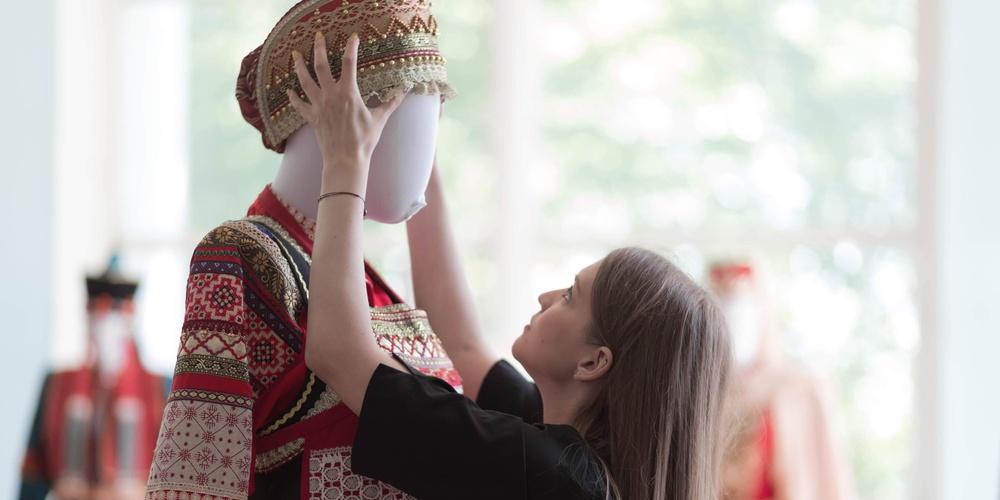 Работа: Сохранение истории и традиций в наших руках