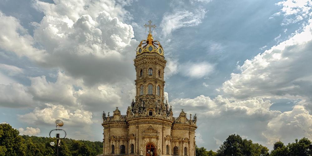 Работа: Знаменская церковь