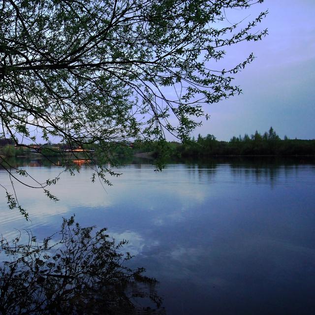 Работа : Озерный край