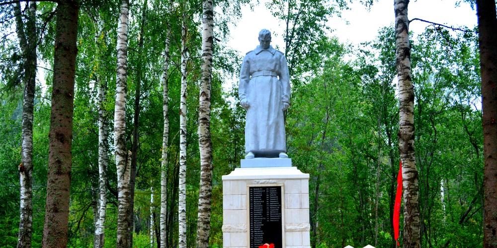 """Работа: Монумент воинского захоронения.""""Память поколений"""".."""