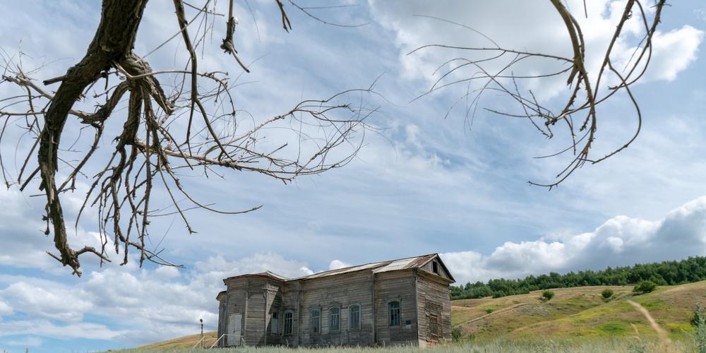 Работа: Михаило-Архангельская церковь