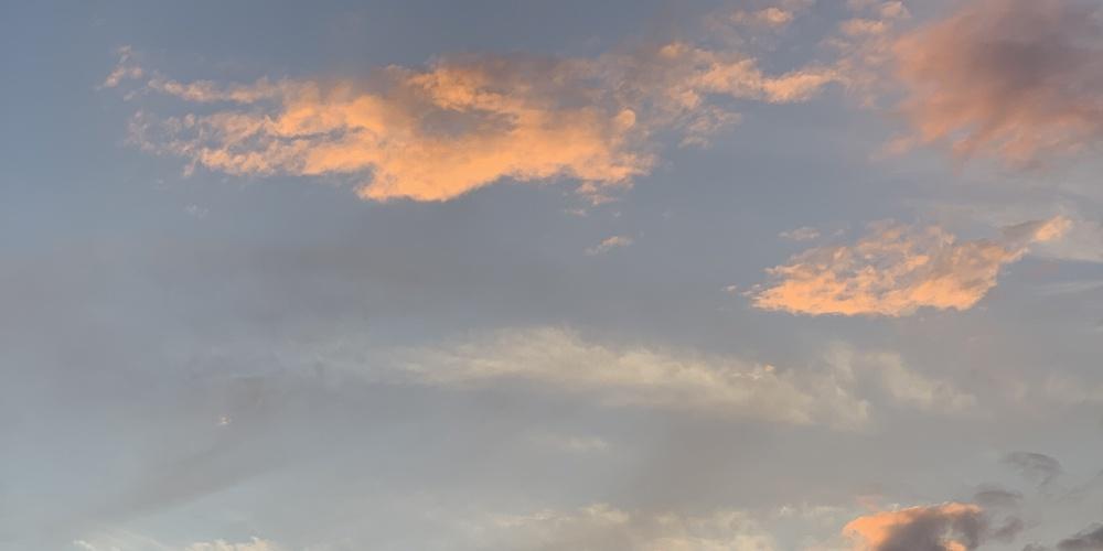 Работа: Закат над третьим транспортным кольцом