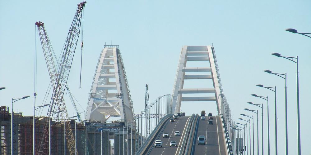 Работа: «Крымский мост: стройка века»