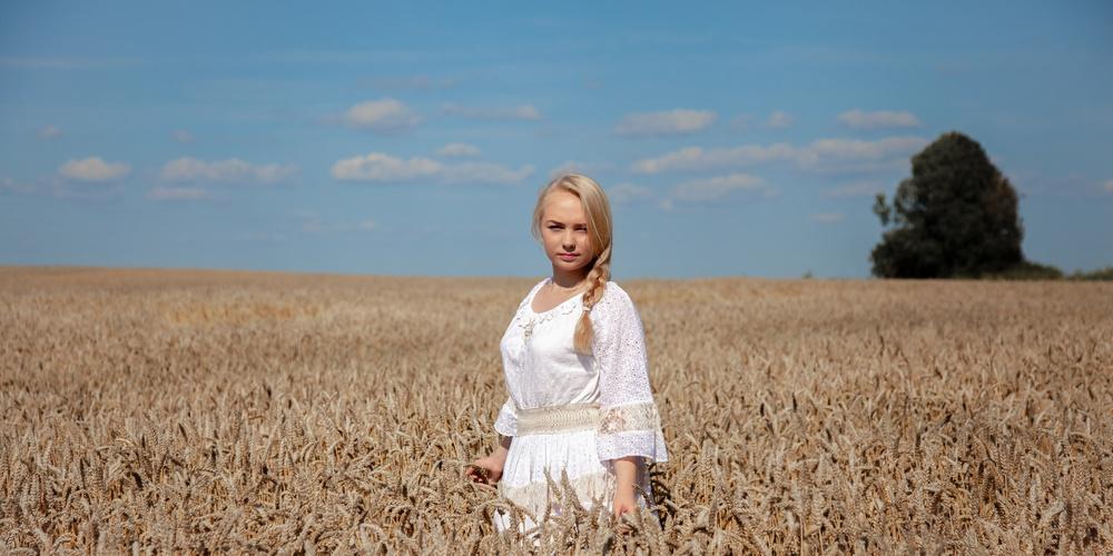 Работа: Пшеничные люди в пшеничной стране