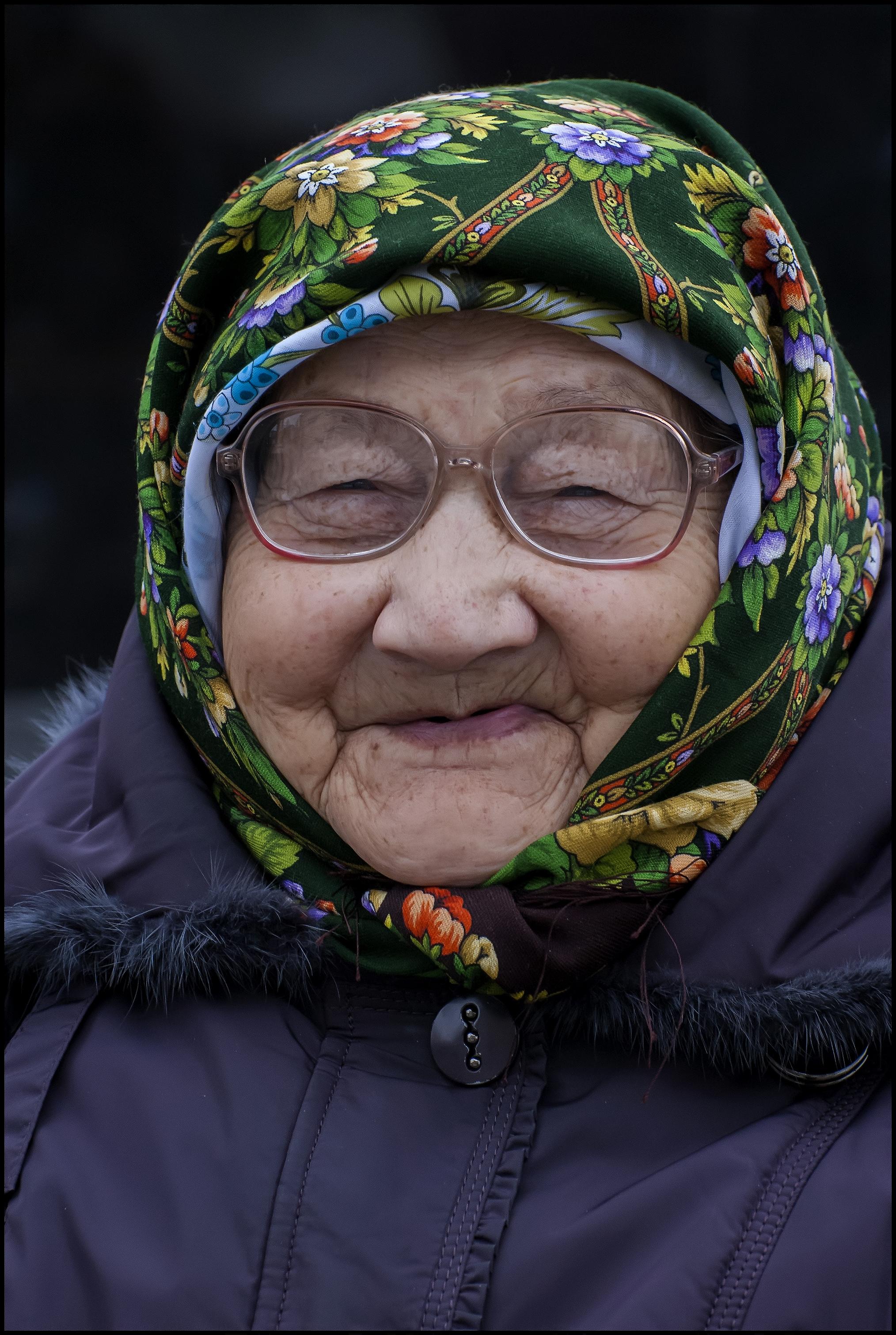 Фото старых старушек 14