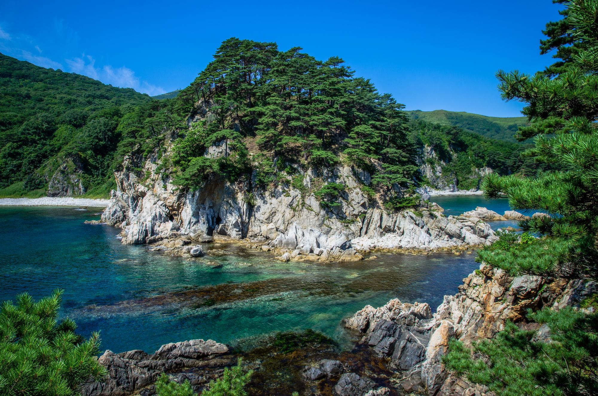 чтобы красивые места в приморском крае фото возможности